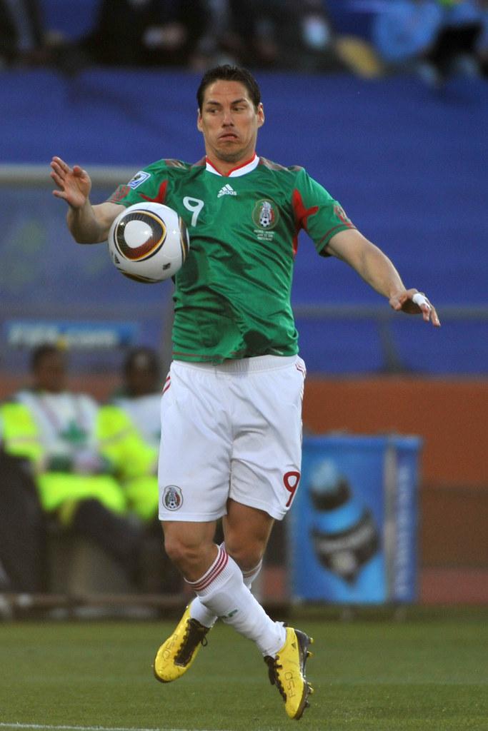 Mundial México Guillermo Franco
