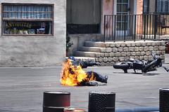 comida mexicana, extra picante (quino para los amigos) Tags: usa fire orlando accident accidente moto motorcycle fuego hemorroides