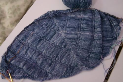 Icarus shawl