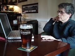 Susan in Irland - by Julie70