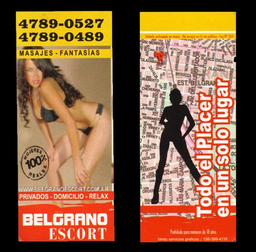 Belgrano-Escort