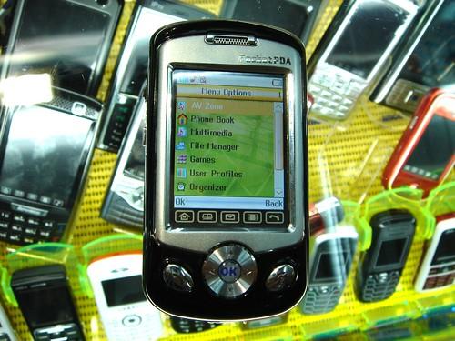 Kevin's Pocket PDA