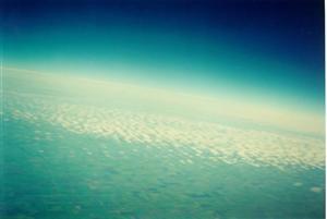 Fotograf�as aéreas a 25 km de altura
