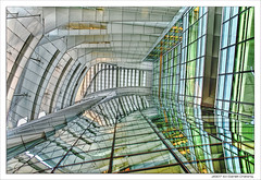 SNL 9000 (DanielKHC) Tags: 2001 urban abstract glass up architecture reflections interestingness bravo singapore looking searchthebest library sony structure explore national handheld hal alpha hdr 9000 a100 photomatix magicdonkey tonemapped outstandingshots 3exp flickrsbest abigfave danielcheong flickrplatinum hdrenfrancais superbmasterpiece bratanesque danielkhc