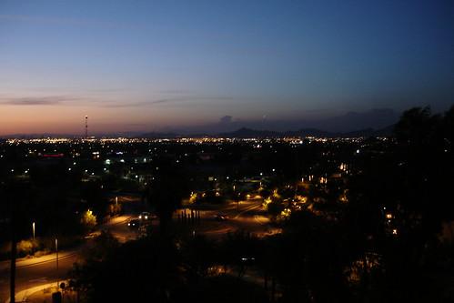 sunset Phoenix