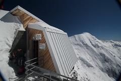 Refuge Du Goûter - Mont Blanc (helppo) Tags: snow france alps ice rock climb mountaineering chamonix montblanc alpinism