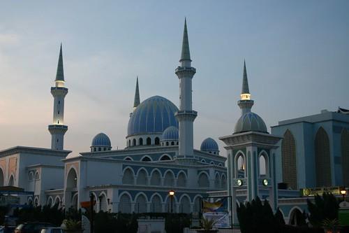 Masjid Negeri, Kuantan, Eastern Malaysia