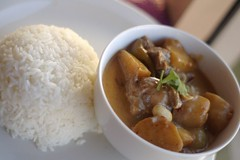 Musman Curry from Crown Thai, Wollongong