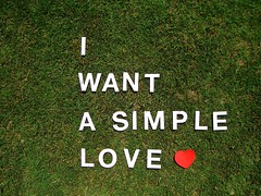 I WANT (minnima) Tags: love grass paper heart letters want phrase simple minnima paperletters