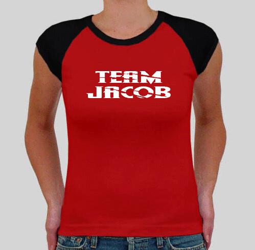 Team Jacob T-shirt Twilight