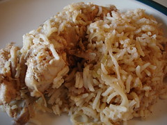 Chicken Biryani by Hafees