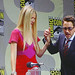 Terrence Howard, Gwyneth Paltrow & Robert Downey Jr. from Iron Man