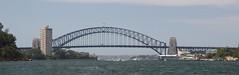 harbour brdige (yewenyi) Tags: bridge water marine harbour sydney australia nsw newsouthwales coathanger aus syd harbourbridge sydneyharbour sydneyharbourbridge oceania thecoathanger