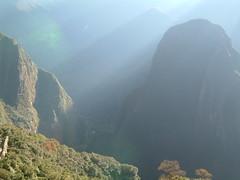 Sun Rise Matchu Pitchu Peru (kevanjwilson) Tags: peru inca matchu pitchu