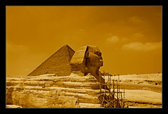 Giza. Egypt.- (ancama_99(toni)) Tags: africa old trip travel vacation sky sculpture holiday color art nature yellow sphinx sepia architecture photoshop vintage geotagged photography vacances photo interestingness interesting ancient nikon arte desert pyramid esfinge photos egypt esculturas mosque photographic nile explore cairo egyptian temples coolpix pyramids egipto piramides vacaciones giza egitto egipte egypte 2007 afrique piramide pharoh virado elcairo archology cayro 50faves 10faves e2100 egyptien aljizah 35faves 25faves alarecherchedutempsperdu sungods aplusphoto antiguoegipto holidaysvacanzeurlaub superhearts ancama99 colourartaward interesantsimo theperfectphotographer ancientegipte atomicaward