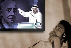 Prince of Poetry (Ashour talk) Tags: guy tv poetry prince arabic abudhabi arab ameralshoara