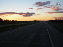 Photo taken between Edson and Edmonton, Alberta (jimbob_malone) Tags: alberta 2007 highway16 greyhoundbus