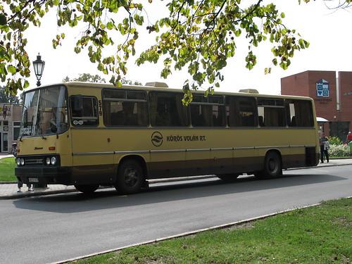 Ikarus 250. BOS-579 Ikarus 250 on Gyula