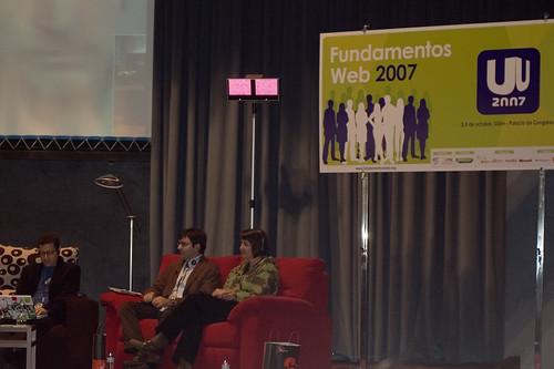 Imagen del resto de panelistas