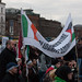 Protest Against Air Attacks On Gaza