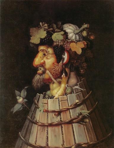 003-Otoño-Serie las estaciones 1572-Giuseppe Arcimboldo