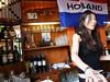 Holland (screenpunk) Tags: people orange woman holland bird girl amsterdam bar football cafe mujer chica soccer nederland multicultural vrouw meisje voetbal oranje 2010 mensen multiculti жена vlaggetjes wereldkampioenschappen oranjegekte orangemania degroeneolifant wk2010 wc2010 screenpunk oranjelegioen oranjemanie