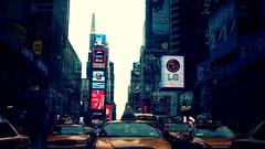 ..yellow cap,gypsy cap,dollar cab,holla back... (***NEWYORKER***) Tags: pictures street city nyc newyorkcity usa ny newyork cars america lights photo colours foto traffic unitedstates photos kodak manhattan cab taxi timessquare rushhour states fotografia colori bigapple stateofmind voitures traffico thebigapple macchine concretejungle statiuniti grattacieli lagrandemela cityneversleep