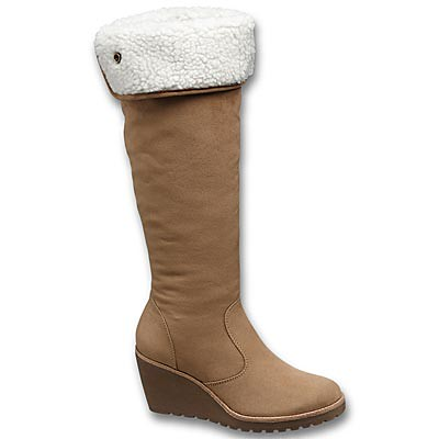 Deichmann Graceland wedge boot