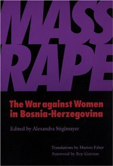 mass rape, ed. andrea stiglmayer