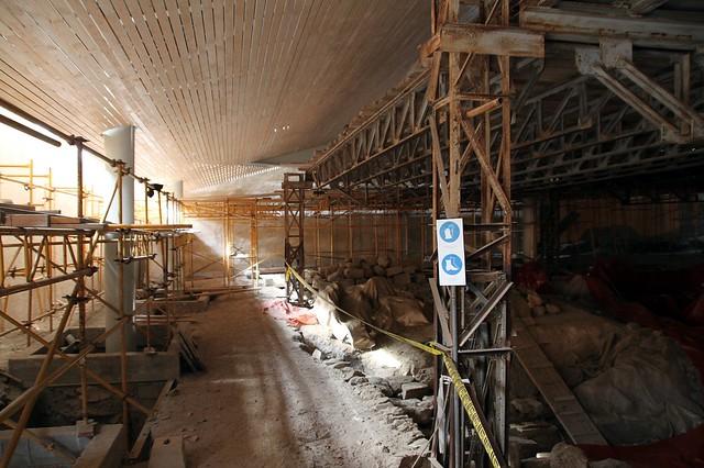 Inside Akrotiri