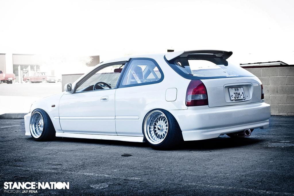 New Honda Civic >> Bagged Honda? | StanceNation™ // Form > Function