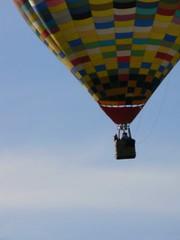 Cómo montarse en globo y no morir en el intento | Sobrevolar Sevilla es un deporte de riesgo ceslava 13