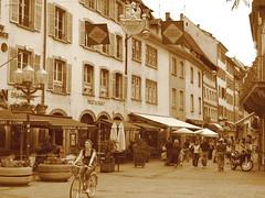 Aprs-midi (Weingarten) Tags: france frankreich strasbourg alsace strasburg francia elsass strasburgo alsazia