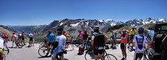 The Highest Point On The Marmotte (fenlandsnapper) Tags: panorama summit stitched rhnealpes coldugalibier ricohgrd