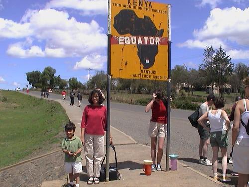 SW Equator