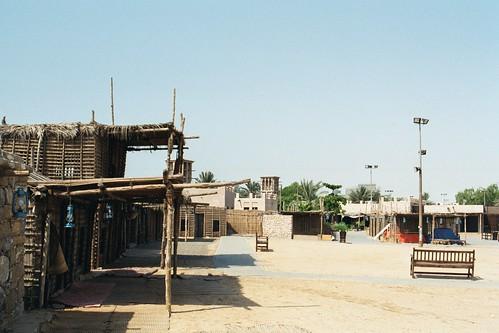 1 Dubai Model of the Old City