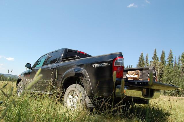 truck toyota tundra trd