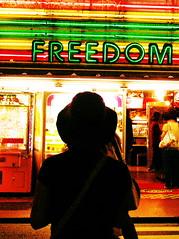 towards FREEDOM!!!