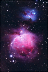 beautiful orion==  M42 (saved67) Tags: orion m42 orionnebula m43 ngc1977 ngc1976 ngc1975 ngc1982 ngc1980 ngc1973 greatnebulainorion ngc1981