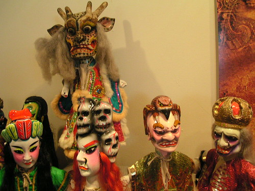 More Demonic Puppets