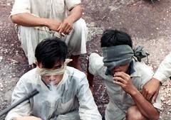 Viet Cong (eks4003) Tags: captured viet marines 1970 pow vc nam prisoner vietcong chuhoi