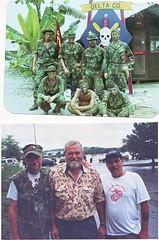 Nam Bros Reunited (eks4003) Tags: reunion usmc mississippi rude vietnam marines oldfriends nam veterans vets newjersy recon oohrah lrrps