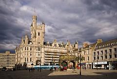 Scotland Aberdeen _DSC10200 (youngrobv) Tags: uk greatbritain england scotland nikon europe britain citadel aberdeen blogged d200 moray castlegate mercatcross 0707 sigma1020 youngrobv dsc10200