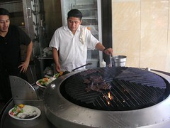parrilla steak house, parrilla bar and grill, columbia medial center, great steaks uptown new york