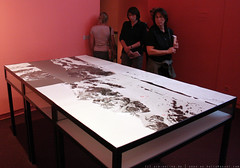 """documenta 12"" ""Ibon Aranberri"" ""Exercises on the north side"" 2007 Neue Galerie"