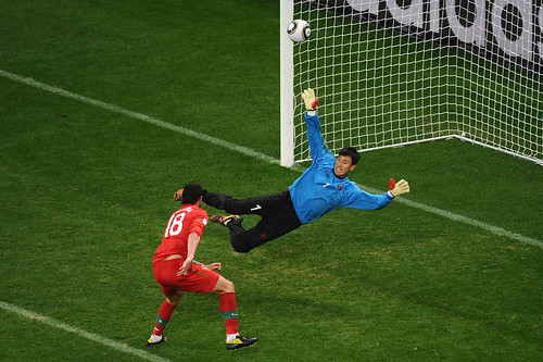 Portugal 7 Corea del Norte 0 Mundial Sudáfrica