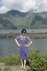 Di tepi Danau Batur (My Pretty Bride) Tags: bali lake indonesia volcano gunung lanscape batur danau kintamani