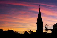 Time to say goodbye (Edi Eco) Tags: sunset sol nature riodejaneiro cores natureza paqueta igreja bahia turismo por passeio guanabara