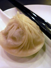 shanghai steamed meat dumpling