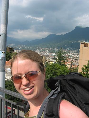 Rachel in Lugano